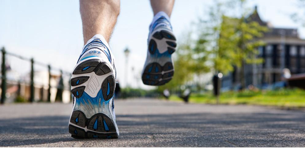 Wie werden richtige Laufschuhe gewählt?