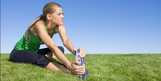 Wie kann man sich zum Training im Freien vorbereiten?
