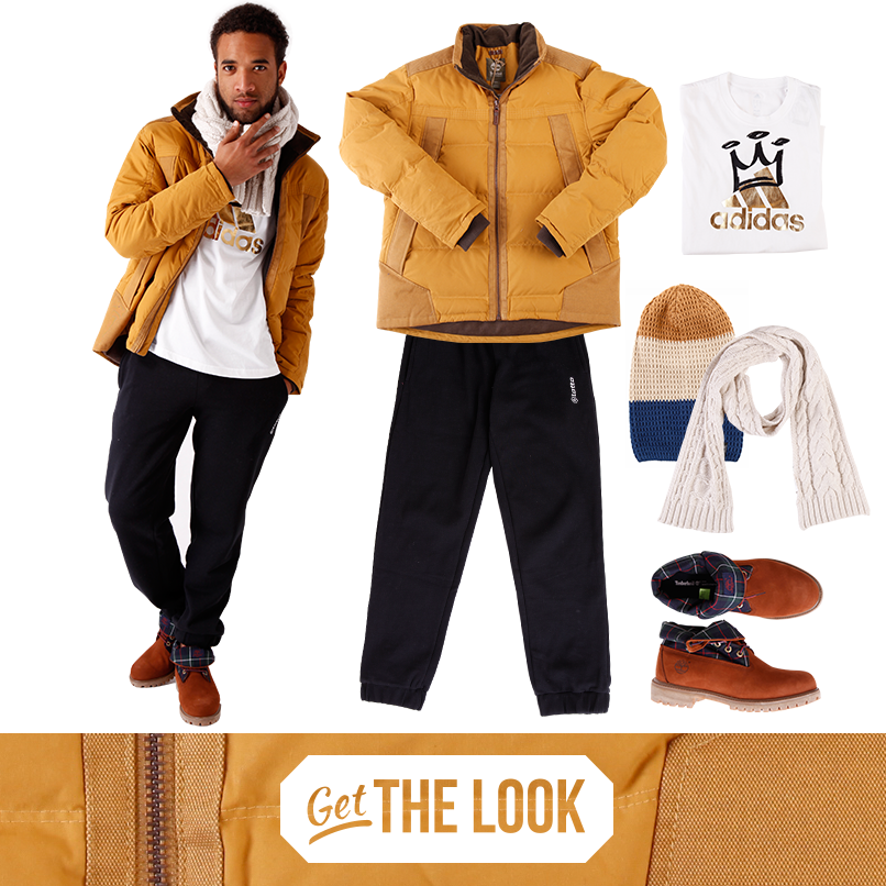 GET THE LOOK – stilvoller Komfort mit Timberland