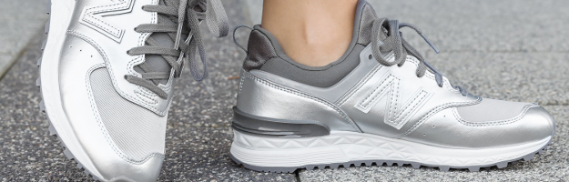 Metallic Schuhe